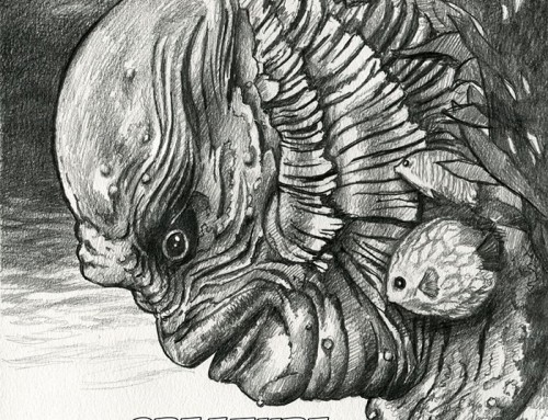 Creature from the Black Lagoon by Bryan Snuffer