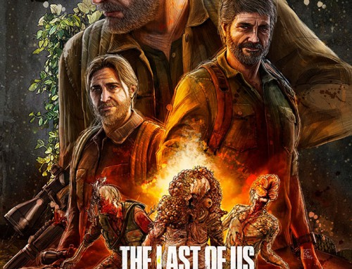 The Last of Us by Zöe Miller