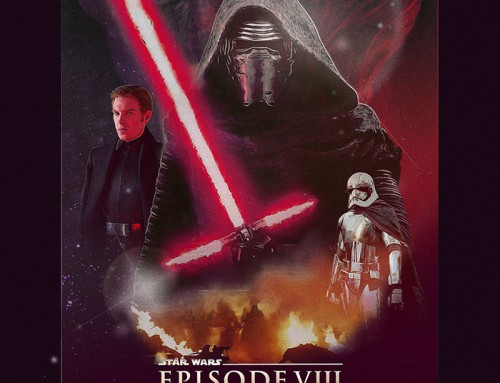 Star Wars: Episode VIII – The Last Jedi by Haley Turnbull