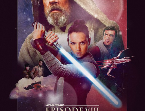 Star Wars: Episode VIII – The Last Jedi by Haley Turnbull