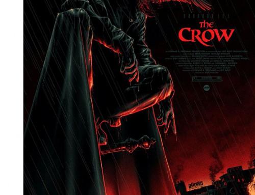 The Crow by Matt Ryan Tobin