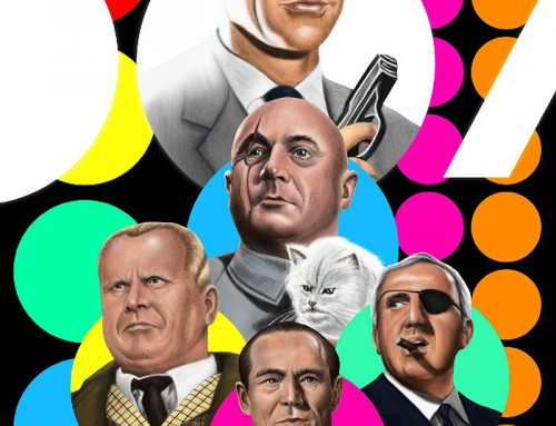 James Bond: The Sean Connery Years by Stephen Campanella