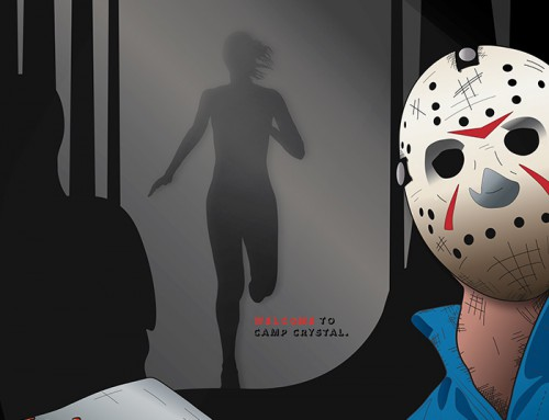 Friday the 13th by Jonathan T Stell