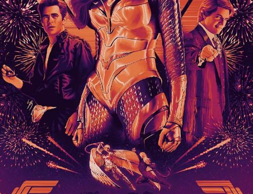 Wonder Woman 1984 by Sophie Bland