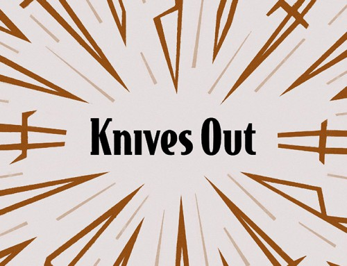 Knives Out by Alberto Perera