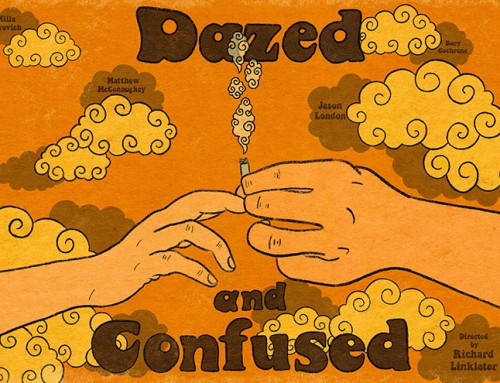 Dazed and Confused by Bryony Sharn