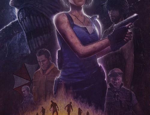 Resident Evil 3 by Gerrin Tramis