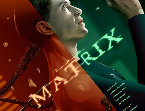 The Matrix by Kirk Moffatt