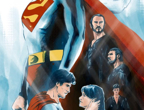 Superman II by Kyle Frink