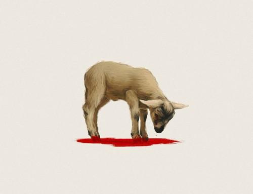 The Silence of the Lambs by Luke Headland