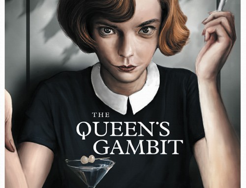 The Queen's Gambit by Mariano Mattos