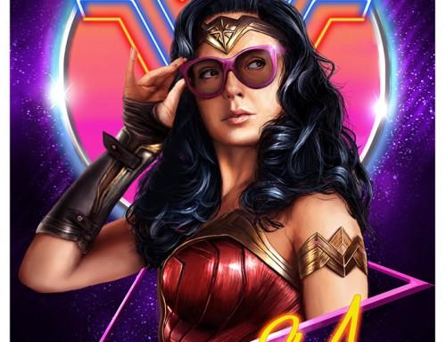Wonder Woman 1984 by Mariano Mattos