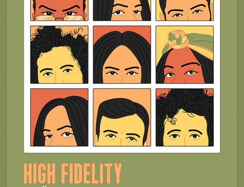 High Fidelity by Sam Evans