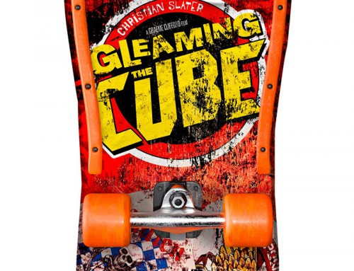 Gleaming the Cube by Alan Gillet