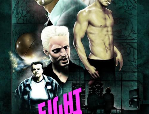 Fight Club by Aldo Galvan