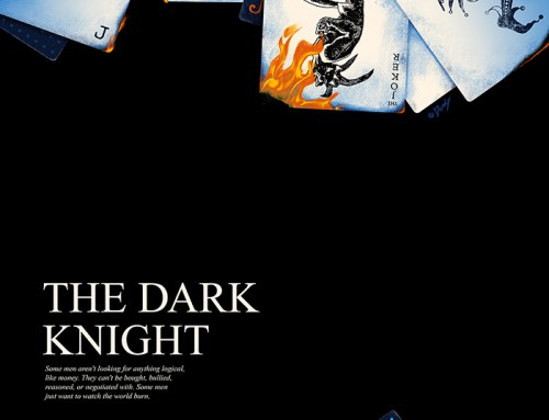 The Dark Knight by Doaly