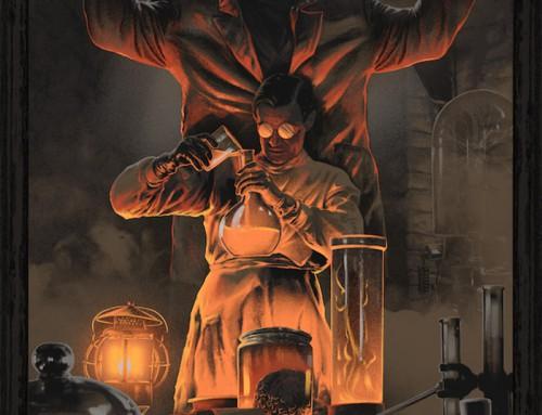 Frankenstein by Juan Ramos