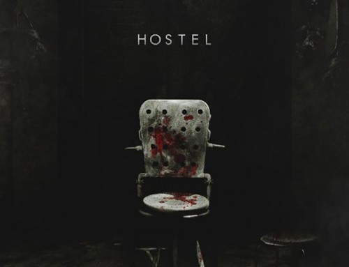 Hostel by Luke Headland