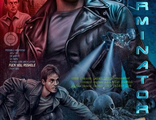 The Terminator by Oscar Martínez