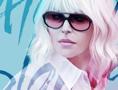 Atomic Blonde by Simon Harper