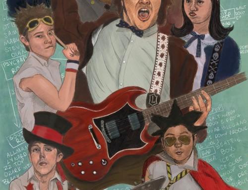 School of Rock by Star Pendergrass