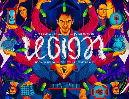 Legion by Victor Barreto