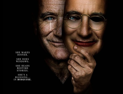 Mrs. Doubtfire by Alan Gillet