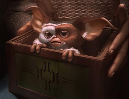 Gremlins by Ann Bembi