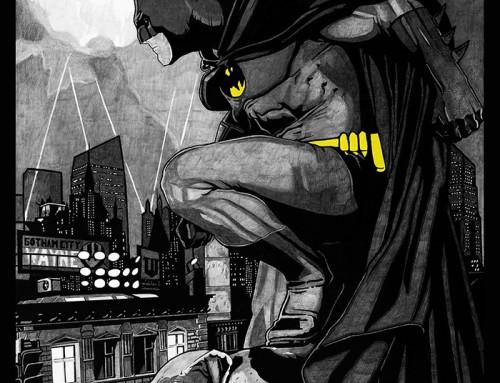The Batman by Carles Ganya