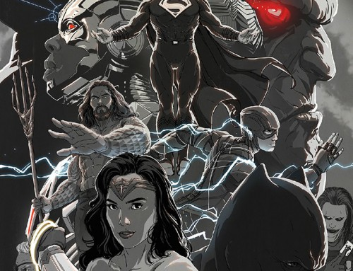 Zack Snyder's Justice League by Joe Kim
