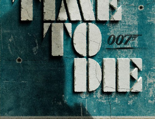 No Time to Die by Travis English