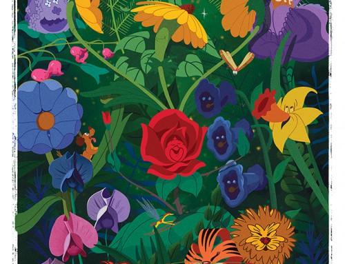 Alice in Wonderland by Ben Harman