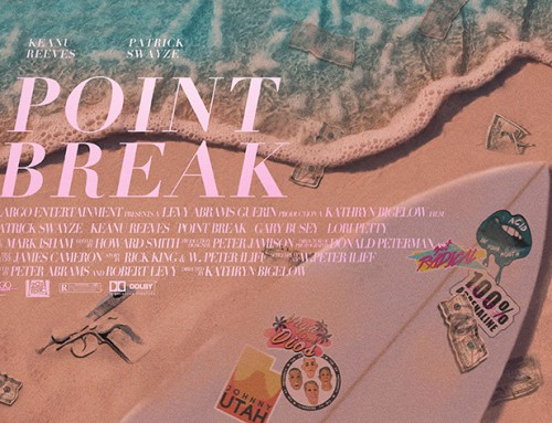 Point Break by Haley Turnbull