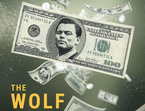 The Wolf of Wall Street by Hubert PELERIN