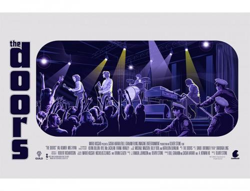 The Doors by Jordi Molas