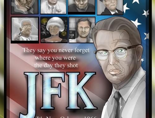 JFK by Max Morris