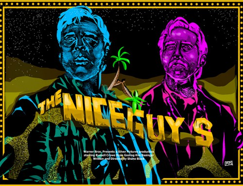 The Nice Guys by Max Morris