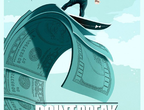 Point Break by Phil Shelly