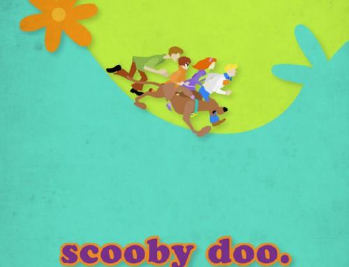 Scooby-Doo by Rachel Moore