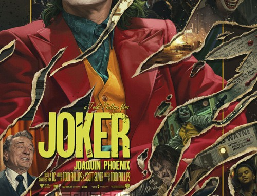 Joker by Ruiz Burgos