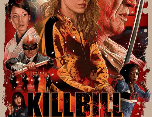 Kill Bill: Vol. 1 by Ruiz Burgos