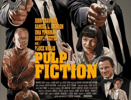 Pulp Fiction by Ruiz Burgos