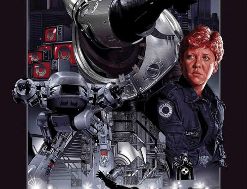 Robocop by Ruiz Burgos