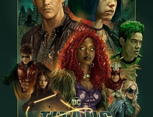 Titans by Ruiz Burgos