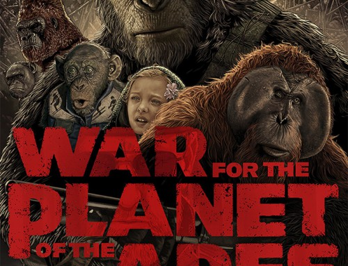 War for the Planet of the Apes by Ruiz Burgos