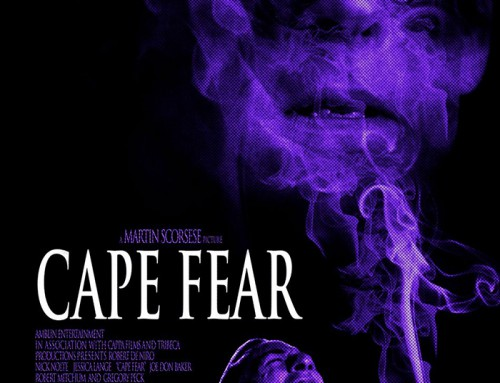 Cape Fear by Alan Gillett