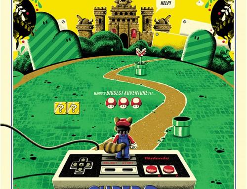 Super Mario Bros. 3 by Derek Payne
