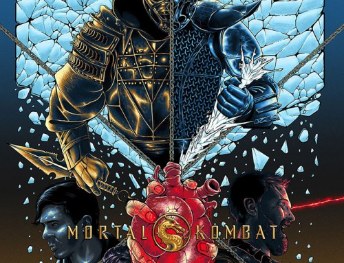Mortal Kombat by Josh Beamish