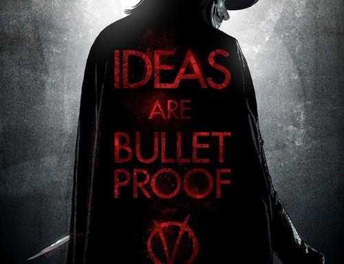 V For Vendetta by Nikita Abakumov