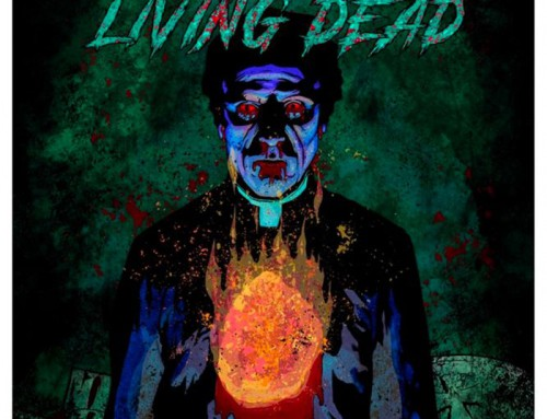 City of the Living Dead by Pete Knight